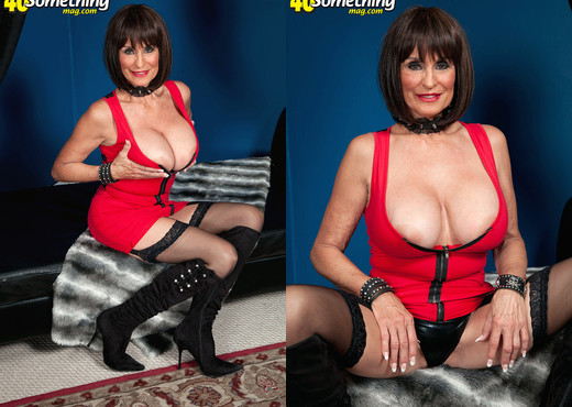 Rita Daniels - Dressed To Fuck - 40 Something Mag - MILF Porn Gallery