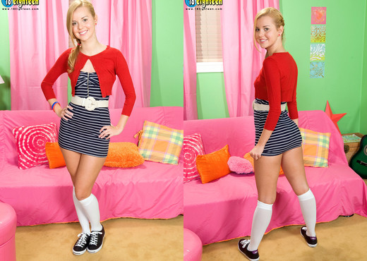 Jessi Rogers - Cheeky Babe - 18eighteen - Teen Picture Gallery