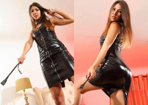 Sabrina C - Sabrina-c-long-buckles - Strictly Glamour - Solo Nude Gallery