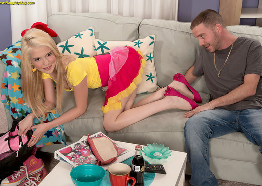 Tiffany Fox - She'll Try Anything Once - Naughty Mag - Amateur Hot Gallery