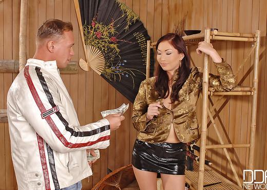 Aisha Sun - A little Asian persuasion! - Asian Hot Gallery