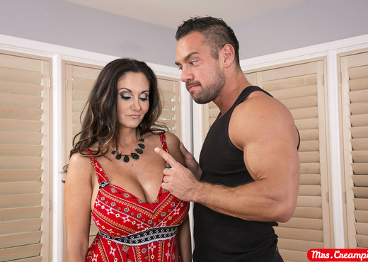 The Time of Her Life - Mrs. Creampie - MILF Hot Gallery