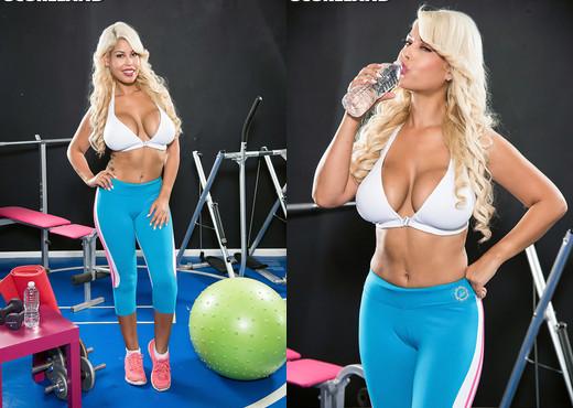 Bridgette B - Fit Titz - ScoreLand - Boobs Nude Pics