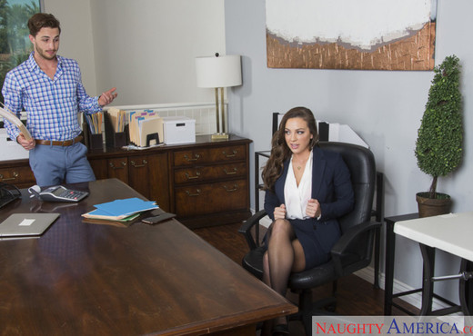 Abigail Mac - Naughty Office - Hardcore Sexy Photo Gallery