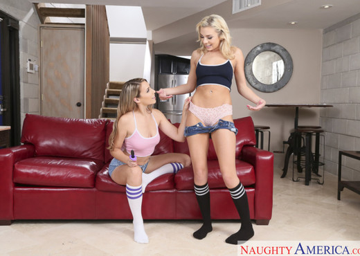 Kimber Lee & Tiffany Watson - My Sister's Hot Friend - Hardcore Sexy Gallery