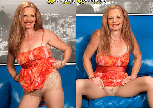 Misty Gold - Cougar on the loose - 40 Something Mag - MILF TGP