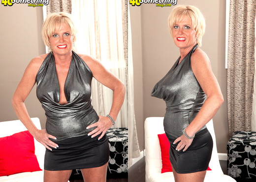 The Milf, The Boyfriend And The Teenager - 40 Something Mag - MILF Nude Gallery