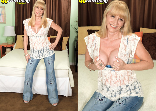 Kay Kummingz - Kay Opens Up - 40 Something Mag - MILF HD Gallery