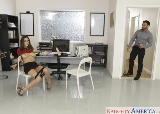 Ashley Adams - Naughty Office - Hardcore Image Gallery