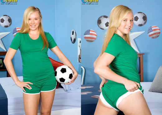 Tracey Sweet - Soccer Slut - 18eighteen - Teen Hot Gallery