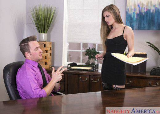 Sydney Cole - Naughty Office - Hardcore Nude Pics