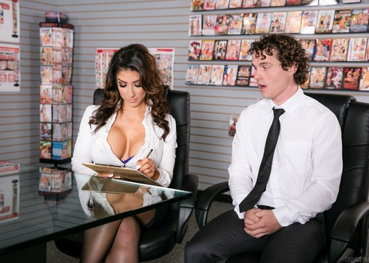 Raven Hart - Big Tit Office Chicks #02 - Hardcore HD Gallery