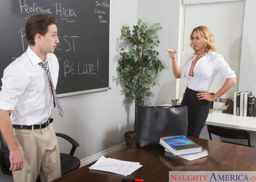 Janna Hicks - My First Sex Teacher - Hardcore Image Gallery