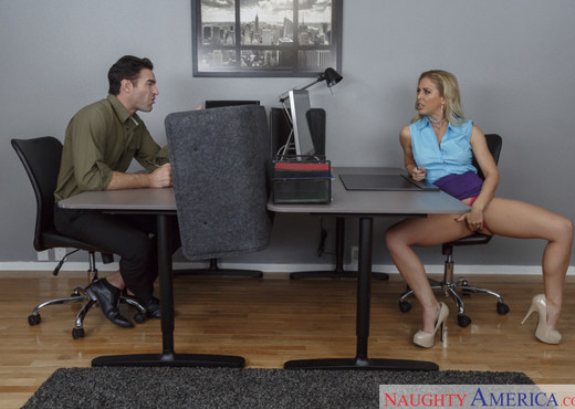 Cherie DeVille - Naughty Office - Hardcore Hot Gallery