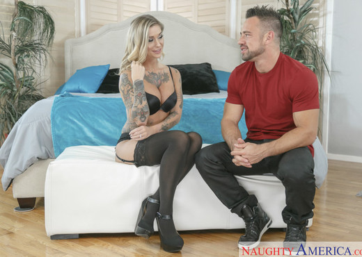 Kleio Valentien - Dirty Wives Club - Hardcore Nude Pics