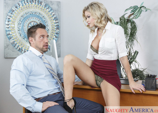 Jessa Rhodes - Naughty Office - Hardcore Hot Gallery
