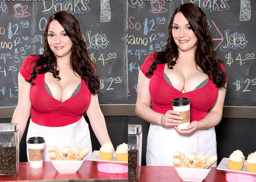 Kate Marie - The Starboobs Barista - ScoreLand - Boobs Hot Gallery