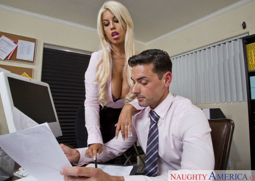 Bridgette B. - Naughty Office - Hardcore Sexy Photo Gallery