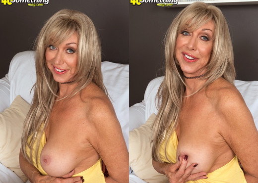 Christy Cougar - Our Oldest Covergirl Ever! - MILF Sexy Gallery