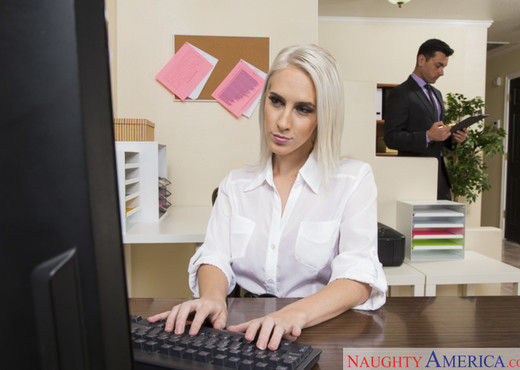 Cadence Lux - Naughty Office - Hardcore HD Gallery
