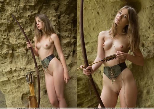 Nude Hunter - Nastya H. - Femjoy - Solo Image Gallery