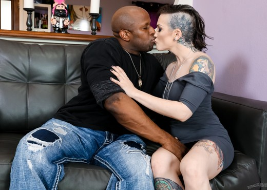 Rizzo Ford - Jews Love Black Cock - Part 3 - Interracial HD Gallery