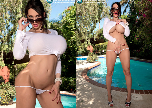 Amy Anderssen - The Wet Set - ScoreLand - Boobs Nude Pics