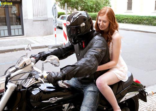 Linda Sweet - Goin For A Ride - 18eighteen - Teen TGP