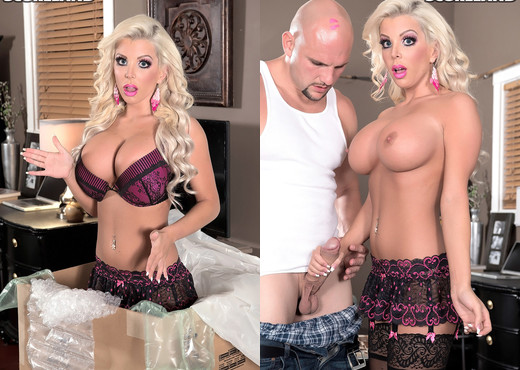Savannah Stevens - My Living Busty Doll - ScoreLand - Boobs HD Gallery