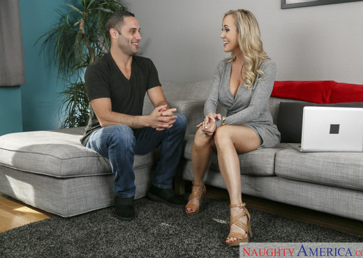 Brandi Love - My Friend's Hot Mom - MILF Picture Gallery