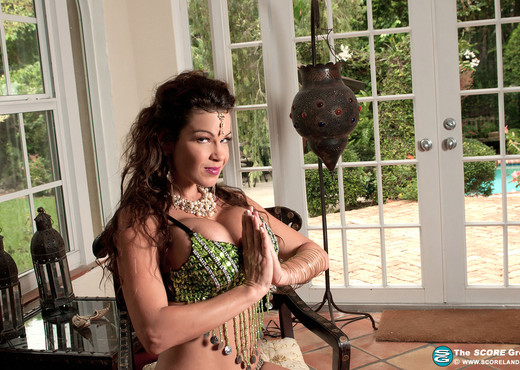 Jaded Dawn - The Belly Dancer - ScoreLand - Boobs HD Gallery