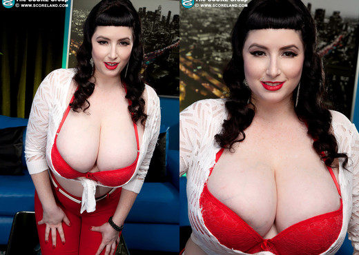 Jenna Valentine - My Busty Valentine - ScoreLand - Boobs Sexy Gallery