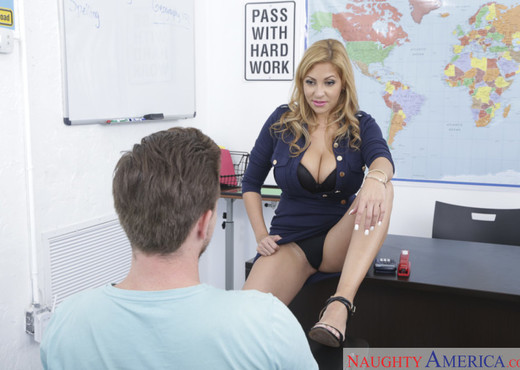 Jazmyn - My First Sex Teacher - Hardcore Nude Pics