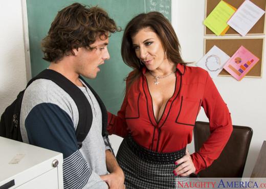 Sara Jay - My First Sex Teacher - Hardcore HD Gallery