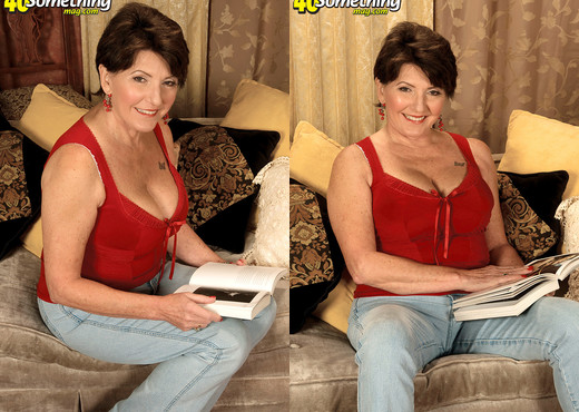 Bea Cummins - 60 Something - 40 Something Mag - MILF Porn Gallery