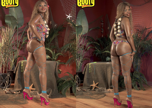 Catalina Michelle - Bootylicious Mag - Ebony Picture Gallery