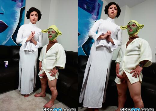 Yoda Footjob - Daisy Haze - Spizoo - Feet Sexy Gallery