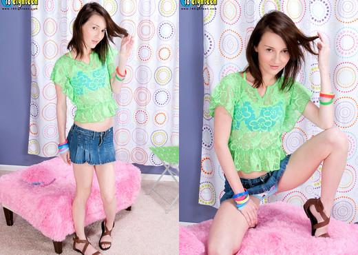 Kira Rose - Flattest Of Them All - 18eighteen - Teen Sexy Gallery
