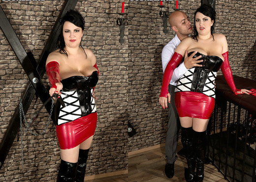 Barbara Angel - Angel In Chains - ScoreLand - Boobs Hot Gallery