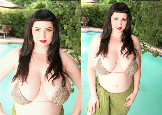 Jenna Valentine - Bikini Valentine - ScoreLand - Boobs Hot Gallery