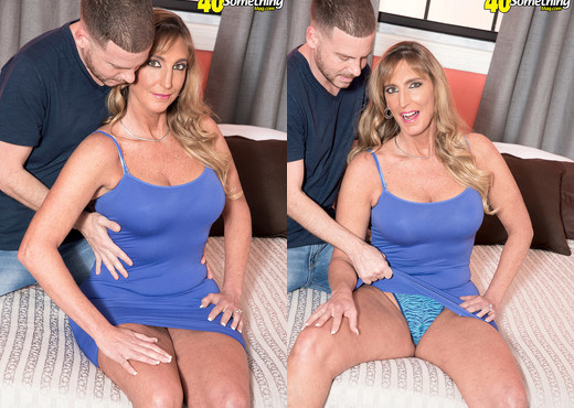 Lynn Is A Hot Housewife - 40 Something Mag - MILF Picture Gallery