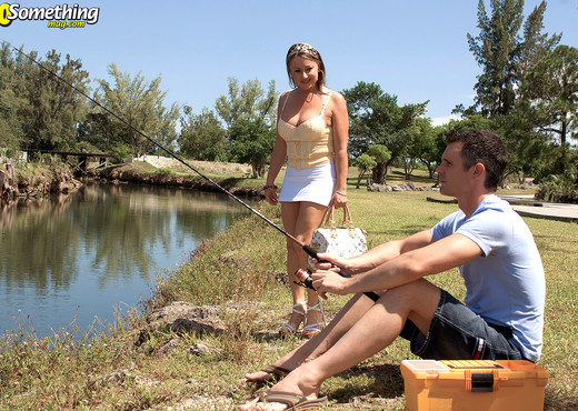 Tyra Love - Gone Fishing... For Cock! - 40 Something Mag - MILF HD Gallery