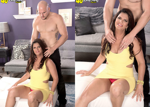 Valentina Rosario - A Cock For Valentina - 40 Something Mag - MILF Nude Pics