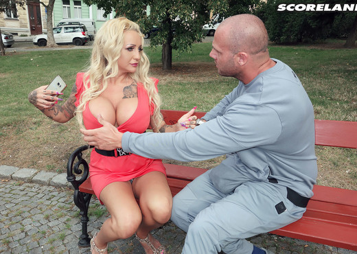 Revenge Sex For Bambi Blacks - ScoreLand - Boobs TGP