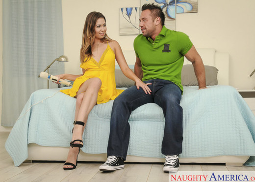 Melissa Moore - Neighbor Affair - Hardcore Image Gallery