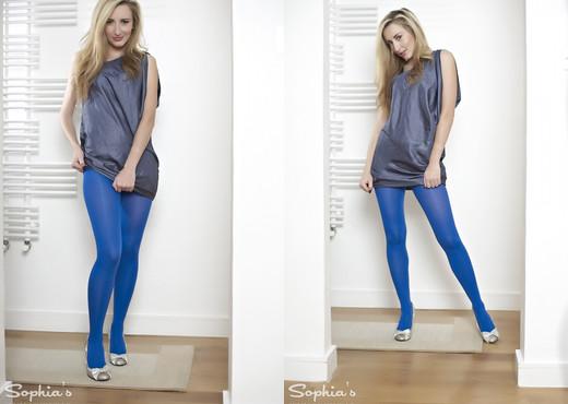 Sophia Smith - Disco Diva - Sophia's Sexy Legwear - Solo TGP