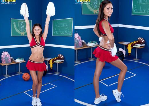 Ariana Marie - Varsity Vag - 18eighteen - Teen Hot Gallery