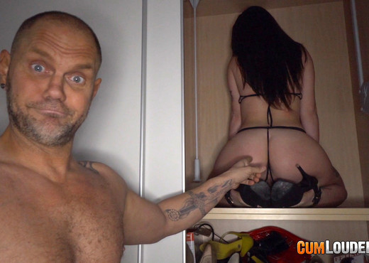Joana Rios - Joana's dark anal - CumLouder - Anal TGP