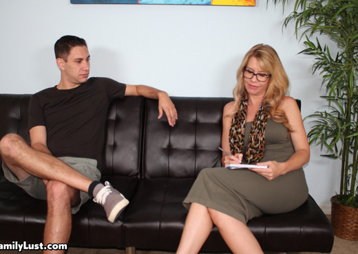 Desi Dalton: Step Mom Boot Camp - Family Lust - MILF Nude Gallery