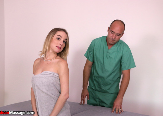 Narlie Reese: Constrained Release - Mean Massage - Hardcore Nude Pics